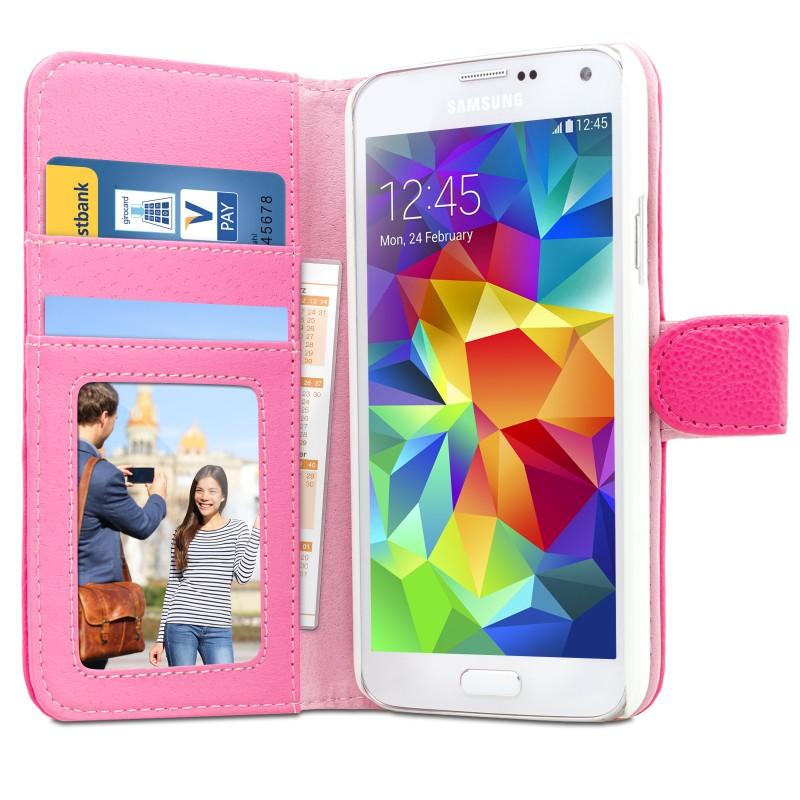 1e887895e Pouzdro / obal / peněženka na Samsung Galaxy S5