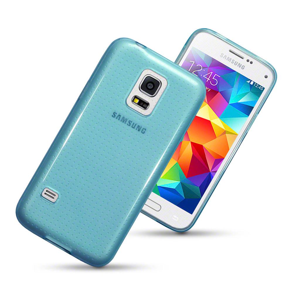201b49d30 Silikonové pouzdro / obal na Samsung Galaxy S5 mini (SGS5MUK7)