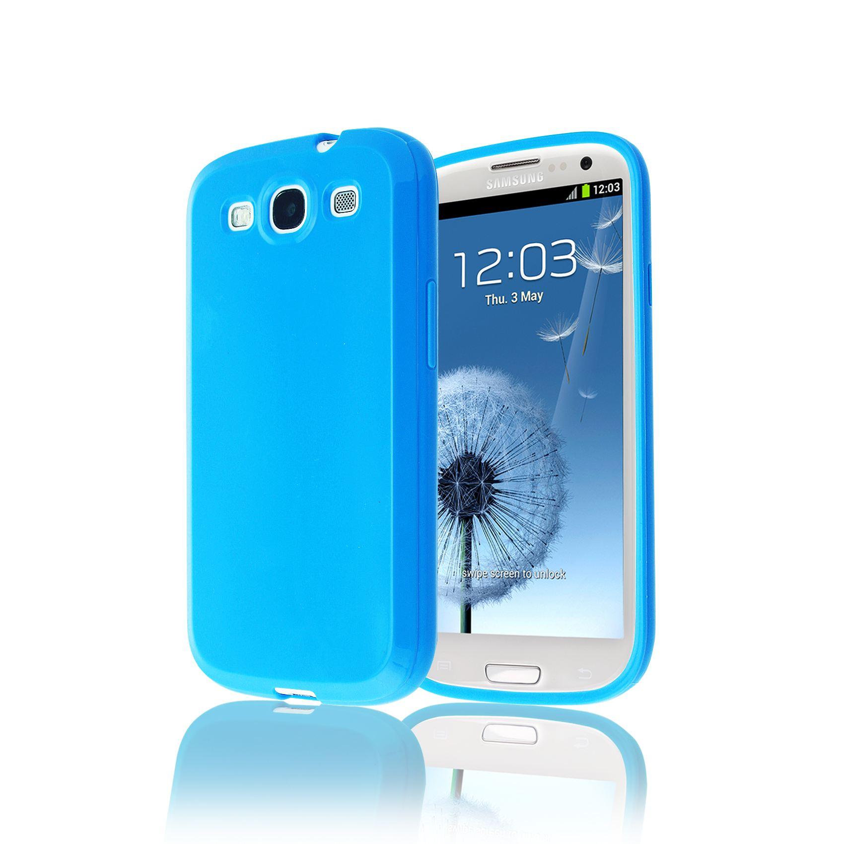 1e2013bec Silikonové pouzdro / obal na Samsung Galaxy S3 / S3 Neo (SGS3UK2)