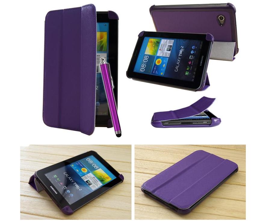 4662f9329 AKCE IHNED! Pouzdro / obal pro Samsung Galaxy Tab 2 P3100 P3110