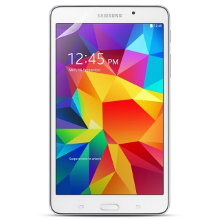 3x Fólie na display / screen protector  pro Samsung Galaxy Tab 4 7.0