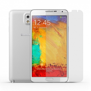 2 x Fólie na display / screen protector na Samsung Galaxy Note 3