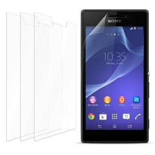3x Fólie na display / screen protector pro Sony Xperia M2