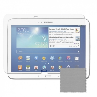 1x Fólie na display / screen protector pro Samsung Galaxy Tab 3 10.1