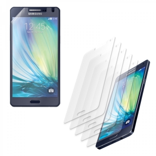 5x Folie na display / screen protector na Samsung Galaxy A5