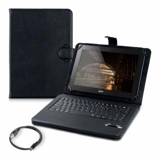 Univerzální pouzdro s bluetooth klávesnicí pro tablety 7